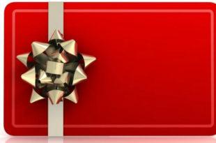 подарочные сертификаты. сколько действуют