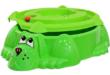 песочница бассейн собачка