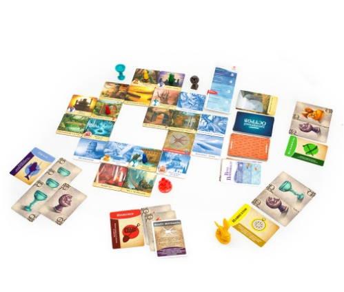 Набор карточек для игры Запретный остров