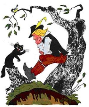 <b>Кот</b> в сапогах. Шарль Перро.